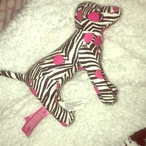 Zebra PINK Dog